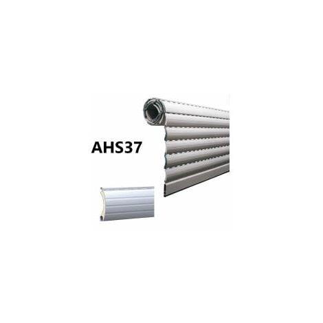 Tablier de volet roulant en alu, lame AHS37, coloris au choix, Prix aum² / fabriqué sur-mesure - LAKAL - - AHS37.