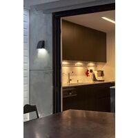 PROA Aplique de pared exterior 74400 - GRIS OSCURO