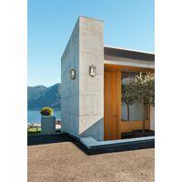 CABO Aplique de pared exterior 70998 - LATON