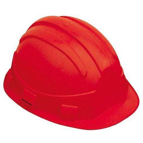Lot de 40 casques de chantier OPAL avec garniture frontale Rouge - T. TU - Coverguard