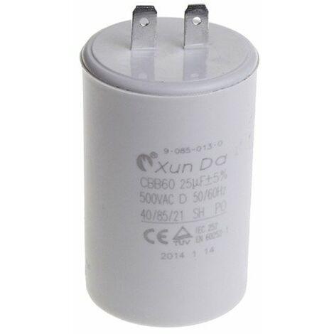 Condensateur 25 Uf 9.085 013.0 Nettoyeur Haute Pression Karcher