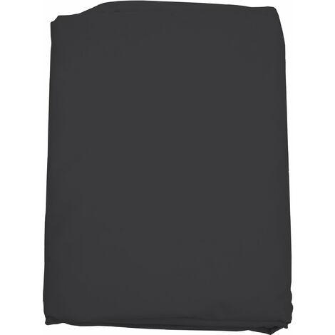 Couverture pour pergola pavillon HHG-874, couverture de remplacement, 3,5x3,5m 250g/m² UV30+ ~ anthracite