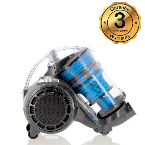Aspirateur Sans Sac EZIclean® Turbo eco-silent