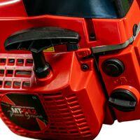 Motosierra de gasolina Powerground MT54 con Cadena Profesional Oregon