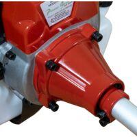 Desbrozadora PowerGround Pro series 8 en 1 | 5 discos + 3 cabezales