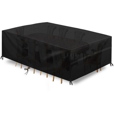 180 * 120 * 74 cm cubierta impermeable para muebles al aire libre jardín Patio playa sofá silla fundas para mesa protección lluvia nieve polvo cubierta