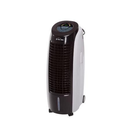 Climatiseur Rafraîchisseur d'air compact digital avec télécommande