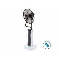 Ventilateur Brumisateur 40 Cm oscillant avec télécommande idéal pour les milieux ouverts