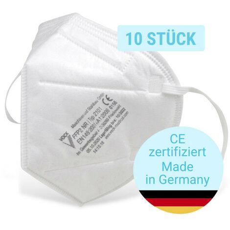 """Fackelmann FFP2 Atemschutzmaske, 10 Stück-""""1125814"""""""