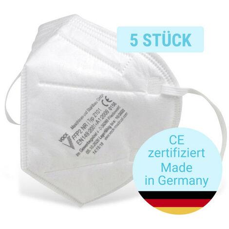 """Fackelmann FFP2 Atemschutzmaske, 5 Stück-""""60360"""""""