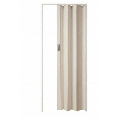 Puerta Spacy, roble blanco, 205 cm