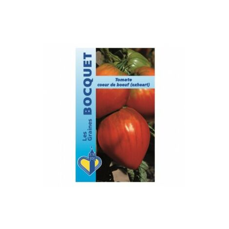 Tomate Oxheart Striped - 0,5g