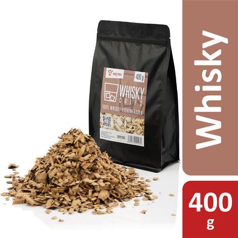 BBQ-Toro Whisky Smoker Chips Whisky smoke chips   400 g   wood chips for smoking
