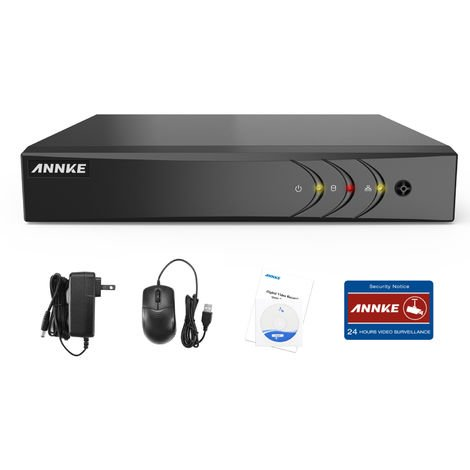 ANNKE DVR 1080p lite 16-channel - 0TB hard drive included