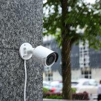 ANNKE 4PCS Ultra HD 8MP POE Camera Outdoor Indoor Weatherproof Security Network Bullet EXIR Night Vision Email Alert Camera Kit