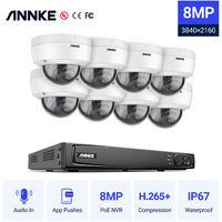 ANNKE 4CH 1080P FHD Mini Wi-Fi Video Surveillance System