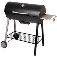 Secret de Gourmet - Grand Barbecue à Charbon Neka avec couvercle