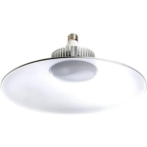 Campana Led Serie Fenix 50w Plata 35d - Aluminio