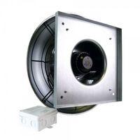 Ventilador extractor centrifugo para tejados 315mm