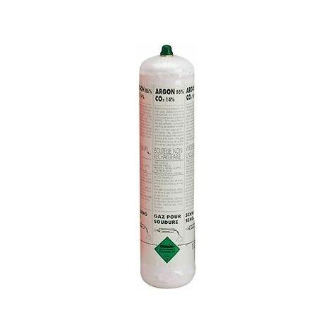 Bombona gas CO2, 1 l, no recuperable TELWIN