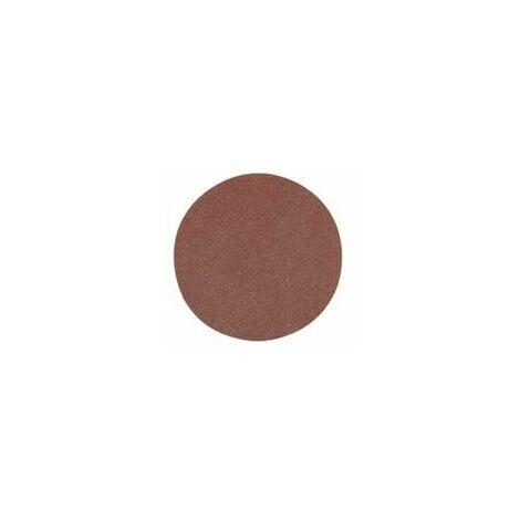 Disco de lijado grano 60 velcro para BTS 51 METALLKRAFT 5911506