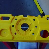 T-MAX 6X1 Escalera fibra 6 peldaños SCAL 74-183/06