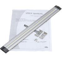 30Cm 100-240 Led Under Cabinet Cabinet Shelf Lamp Strip Light For Home Kitchen 30Cm Cabinet Cabinet Led Warm White