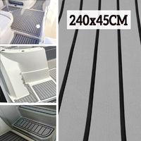 240X45Cm Foam Boat Floor Eva Marine Decking Sheet Non-Slip Yacht Floor