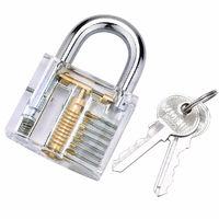 Wash Key Lock Kit Exercise Unlock Lock Lock