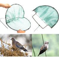 Bird Pigeon Bird Pigeon Heavy Duty Animal Protector In Direct Hunting Trap Mesh Net 49X30Cm