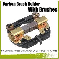 Cordless Drill Carbon Brush For Dewalt DCD730 DCD735 DCD780 DCD785