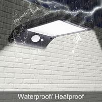 36led Waterproof outdoor wall light PIR motion sensor