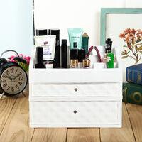Desktop Makeup Organizer Comestic Makeup Storage Comestic Make Up Storage Box Container