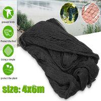 4x6m Pond Cover Net Fish Anti Bird Netting Mesh Protection