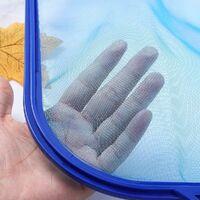 Filet à feuilles pour piscine nettoyage 43x30 cm