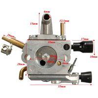 Desbrozadora de carburador Carbu Pr STIHL FS400 FS450 FS480 SP400 ZAMA C1Q-S34H LAVENTE