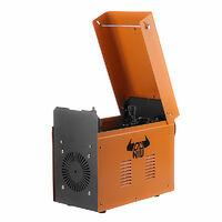 DANIU MIG-130 Flux Core Wire Soldadores de alimentación automática Inverter Soldadora ARC Gas Gasless Soldadora con accesorio gratuito