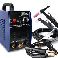 Plasmargon 110 / 220V TIG 120A MMA 30A CUT 3 en 1 inversor cortador de plasma multifunción máquina de soldadura equipo de soldadura portátil