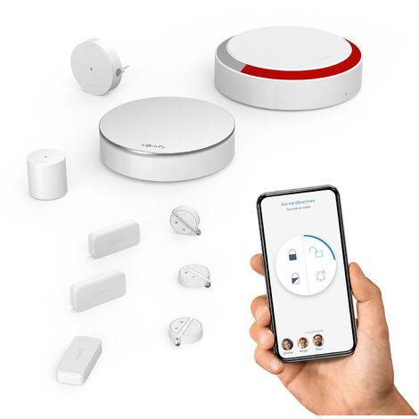 Somfy Home Alarm Plus, système d'alarme sans fil - 1875230