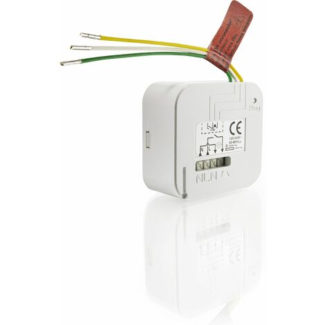 Micro-récepteur RTS Somfy pour éclairage - 2401161