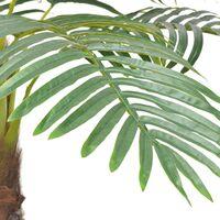 Palmier artificiel avec pot 240 cm Vert Décor Maison Jardin