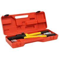 Coffret de presse à sertir/ de sertissage hydraulique