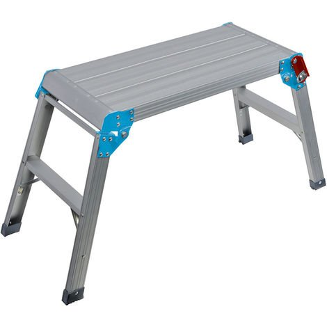 Plataforma de aluminio Capacidad 150 kg - NEOFERR..