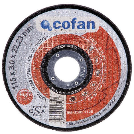 DISCO CORTE - 300X3,5X22,23 METAL PROFES. - NEOFERR..