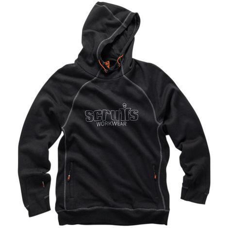 Sudadera Trade, color negro S - NEOFERR..