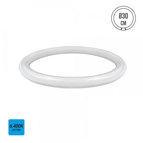 Tubo Fluorescente Circular Led 18W 1500 Lumens 6400K (Equivalente 32W) - NEOFERR..