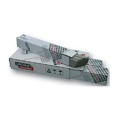 Electrodo Rutilo Blister 40 Unidades - Lincoln Kd - Omnia - 2X300 Mm..