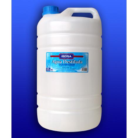 Agua Destilada - IBERIA - 25 L..