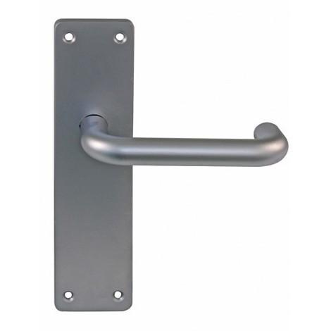 Manilla Aluminio Negra Al3P Juego 222X55X10 - AMIG - 12612..