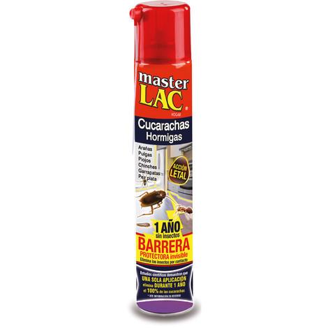 Insecticida Barrera Rastretros - MASTERLAC - 5000362..